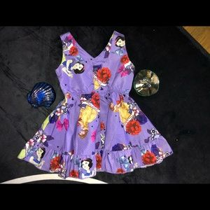 Other - Disney princess toddler dress